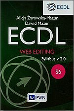 ECDL S6 Web editing Syllabus v. 2.0
