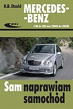 Mercedes-Benz C180 do C350 oraz C200CDI do C320CDI