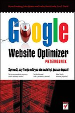 Google Website Optimizer Przewodnik