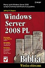 Windows Server 2008 PL Biblia